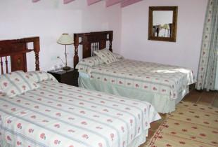 First floor / Pink room